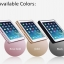 (iPad 2017) ISYNAT เคสคีย์บอร์ดมีไฟ LED 7 สี หมุนได้ 360 องศา thumbnail 1