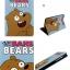 เคสการ์ตูน We BARE BEARS (เคส iPad mini 4) thumbnail 13