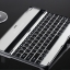 (iPad mini 1/2/3) Keyboard Aluminium Bluetooth (คีย์บอร์ด บลูทูธ iPad mini 1/2/3) thumbnail 5