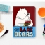 เคสการ์ตูน We BARE BEARS (เคส iPad mini 4) thumbnail 6