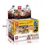 เลโก้จีนชุดเล็ก LEPIN 03073 Star Wars ชุด 4 กล่อง