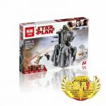 เลโก้จีน LEPIN 05126 Star Wars ชุด First Order Heavy Scout Walker