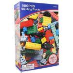 เลโก้จีน Lovezi เลโก้ อิสระ 1,000 ชิ้น (น้ำเงิน)