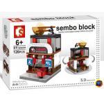 Sembo Block SD6039 : Ramen