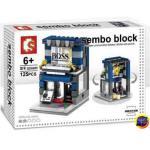 Sembo Block SD6085 ตัวต่อร้านค้า