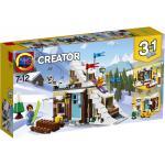 LEGO Creator เลโก้จีน LEPIN 24045 ชุด Modular Winter Vacation