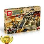 เลโก้จีน LEPIN 31001 Pharaoh's Quest ชุด Scorpion Pyramid