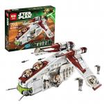 Star Wars เลโก้จีน LEPIN 05041 ชุด Republic Gunship