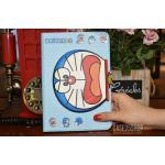 (ลาย D) เคสการ์ตูนโดเรม่อน น่ารักมากๆ (เคส iPad Air 1)