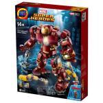Super Heroes เลโก้จีน LEPIN 07101 ชุด The Hulk Buster Ultron Edition