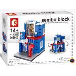 Sembo Block SD6027 ร้าน Pepsi