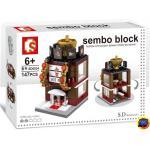 Sembo Block SD6034 : HOT POT