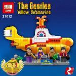 เลโก้จีน LEPIN 21012 ชุด The Beatles: Yellow Submarine