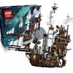 เลโก้จีน LEPIN 16002 ชุด Metal Beard's Sea Cow