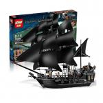 เลโก้จีน LEPIN 16006 ชุด The Black Pearl Pirate of the Caribbean