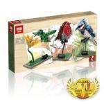 เลโก้จีน LEPIN 36009 ชุด Bird