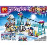 เลโก้จีน LELE 37028 ชุด Friends ชุด Snow Resort Ski Lift