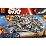 เลโก้จีน BELA 10467 Star Wars ชุด Millennium Falcon