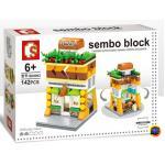 Sembo Block SD6063 : Bakery Shop
