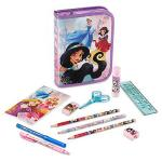 ชุดเซทสี Disney Princess Zip-Up Stationery Kit [USA]