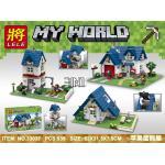 เลโก้จีน LELE 33037 ชุด Minecraft 3 IN 1