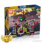 เลโก้จีน LEPIN 07090 Batman The Movies ชุด The Joker Manor