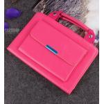 (สีชมพู) เคสกระเป๋าถือ มีหูหิ้ว สวยเก๋ (เคส iPad mini 1/2/3)
