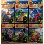 มินิฟิกเกอร์ itoys Nexo Knights ชุด 6 กล่อง
