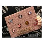 (สีชมพูอ่อน) Di-Lian Fashion (เคส iPad mini 1/2/3)