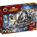 Ant-Man เลโก้จีน SY 1112 ชุด Quantum Realm Explorers