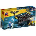 BATMAN เลโก้จีน LEPIN 07094 ชุด The Bat-Dune Buggy