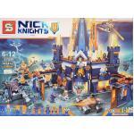 เลโก้จีน SY899 Nexo Knights ชุด KNIGHTON CASTLE