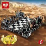 เลโก้จีน LEPIN 16019 ชุด Lego Fantasy Era Castle Giant Chess