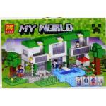 MINECRAFT เลโก้จีน LELE 33012 มายคราฟ (364 ชิ้น)