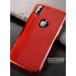 (สีแดง) BASEUS Bright (เคส iPhone X)