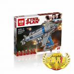 เลโก้จีน LEPIN 05129 Star Wars ชุด Resistance Bomber