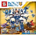 เลโก้จีน SY913 Nexo Knights