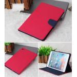 (สีชมพูเช้ม) เคสเมอร์คิวรี่ ซิลิโคนหุ้มตัวเครื่อง (เคส iPad mini 4)