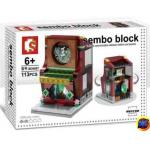 Sembo Block SD6087 ตัวต่อร้านค้า