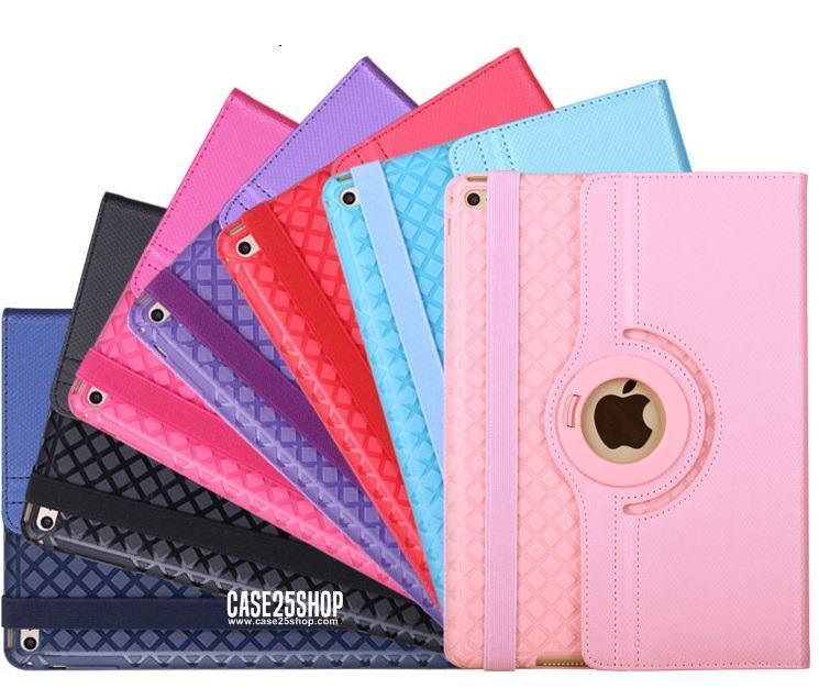 เคสหมุนได้ 360 องศา ถอดชิ้นส่วนได้ (เคส iPad 2/3/4)