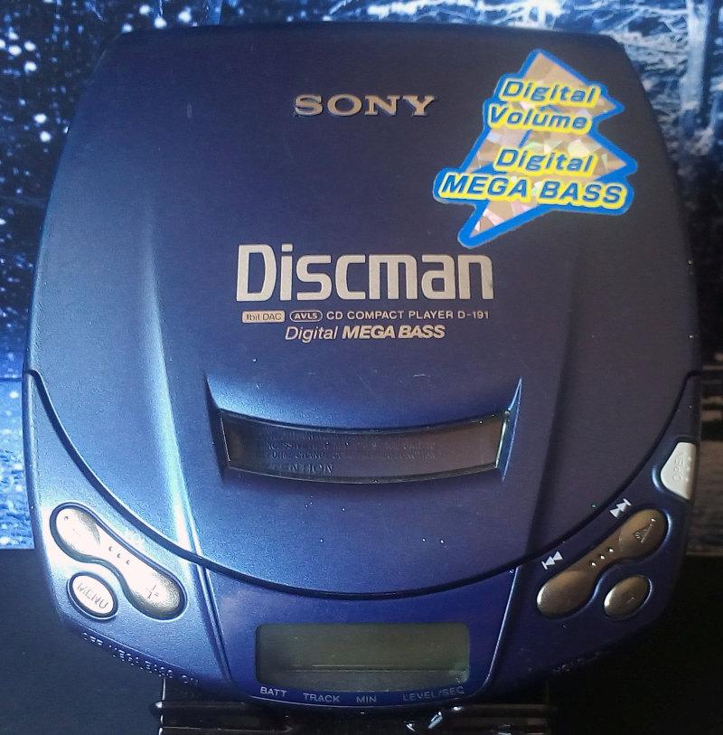 Sony D-191 มือสอง