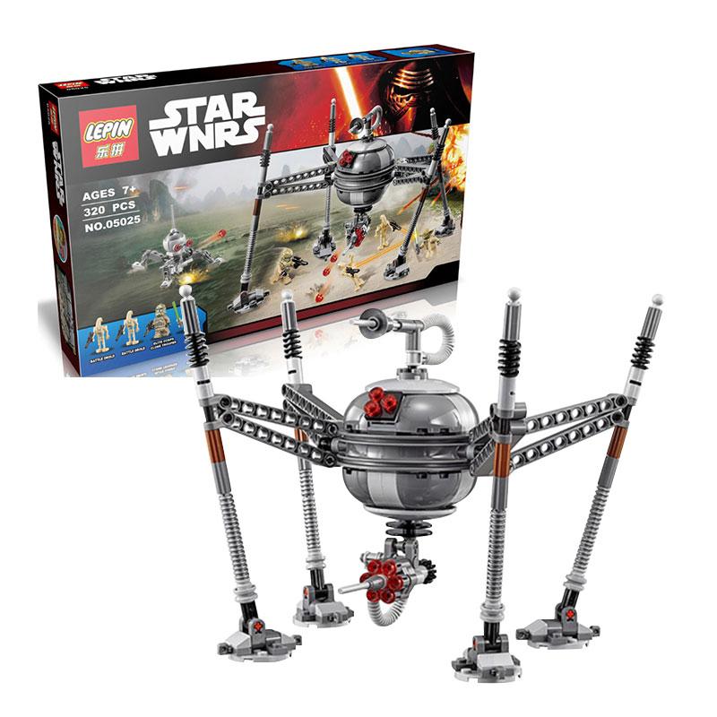 เลโก้จีน LEPIN 05027 ชุด Homing Spider Droid™