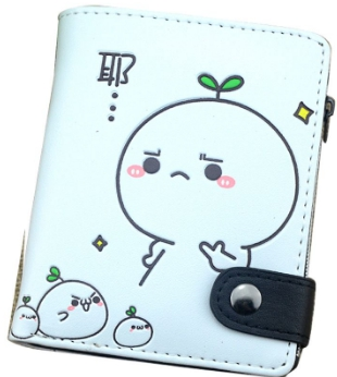 กระเป๋าตังค์ - Kaomoji-kun