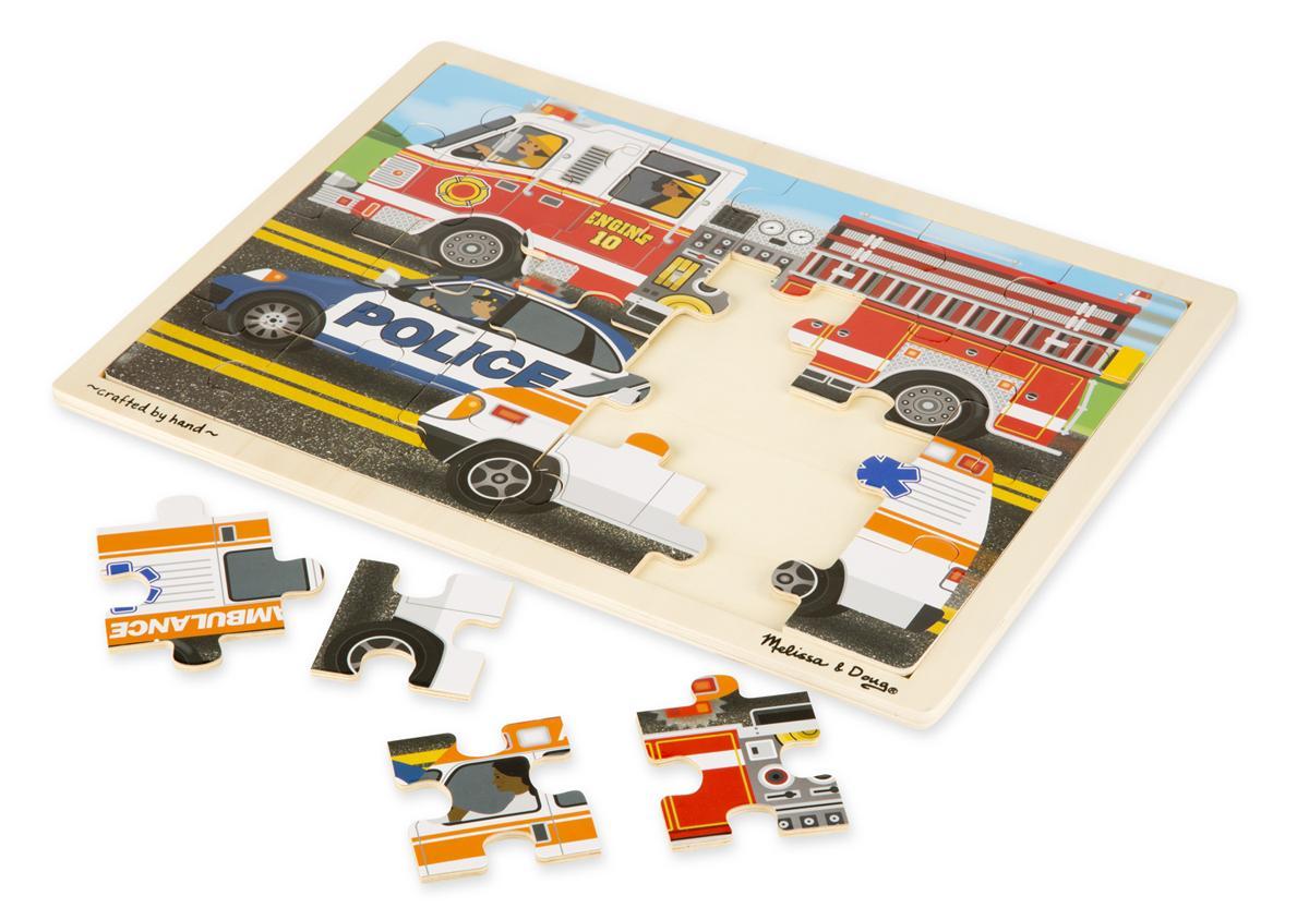 จิ๊กซอชิ้นใหญ่ To the Rescue Jigsaw 24 pc
