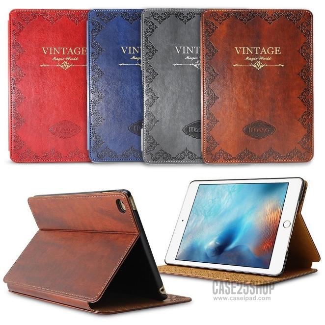 Vintage Retro Mosso งานแท้ (เคส iPad Air 2)