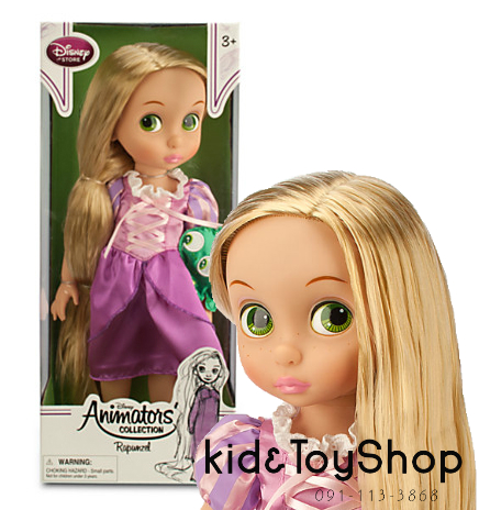 ตุ๊กตา Disney Animators' Collection Rapunzel [Disney USA][j]