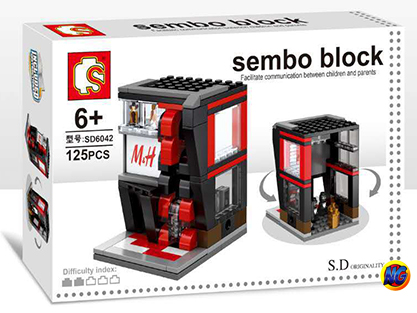 Sembo Block SD6042 : M&H