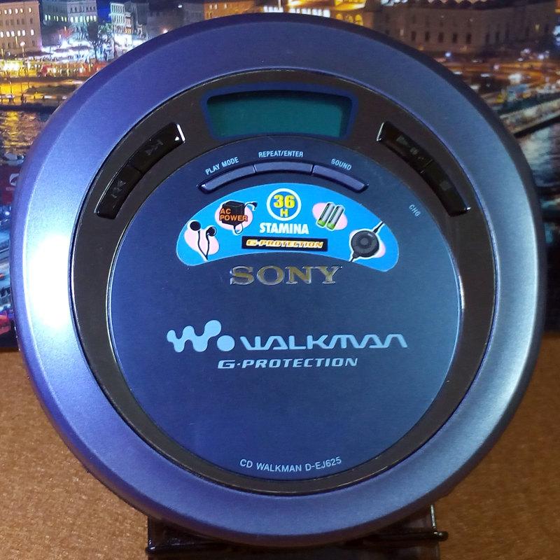 Sony D-EJ625 มือสอง