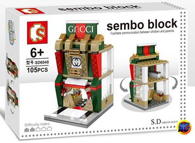 Sembo Block SD6048 : Gucci