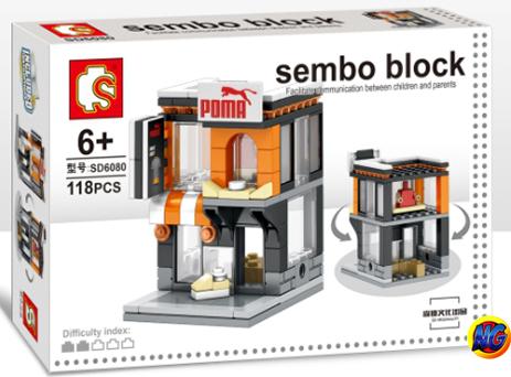 Sembo Block SD6080 : Puma Shop